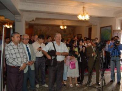 第一届乌家产企业产物[U展讯]展览会将在塔首都杜尚别进行